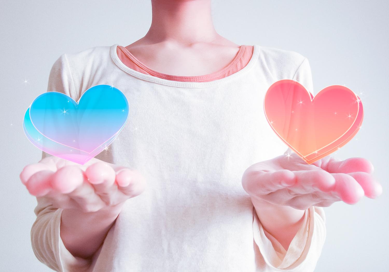 【理性と本能】 人間が恋愛をする時は理性と本能のバランスが大切