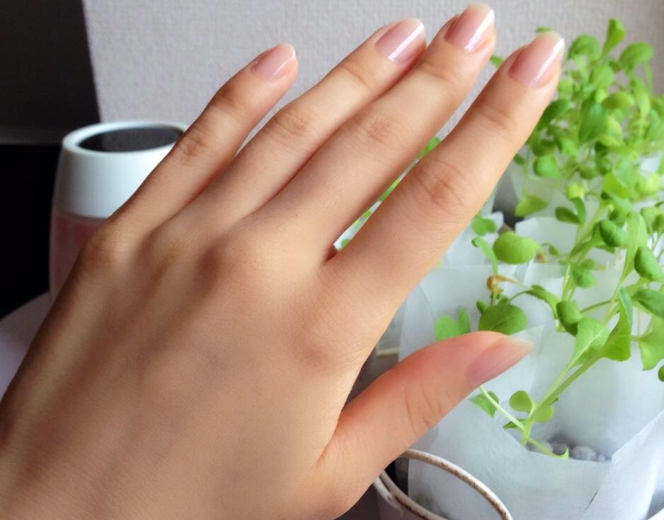 爪が小さい!キレイに伸ばす方法は?ネイルケアして美爪をGET