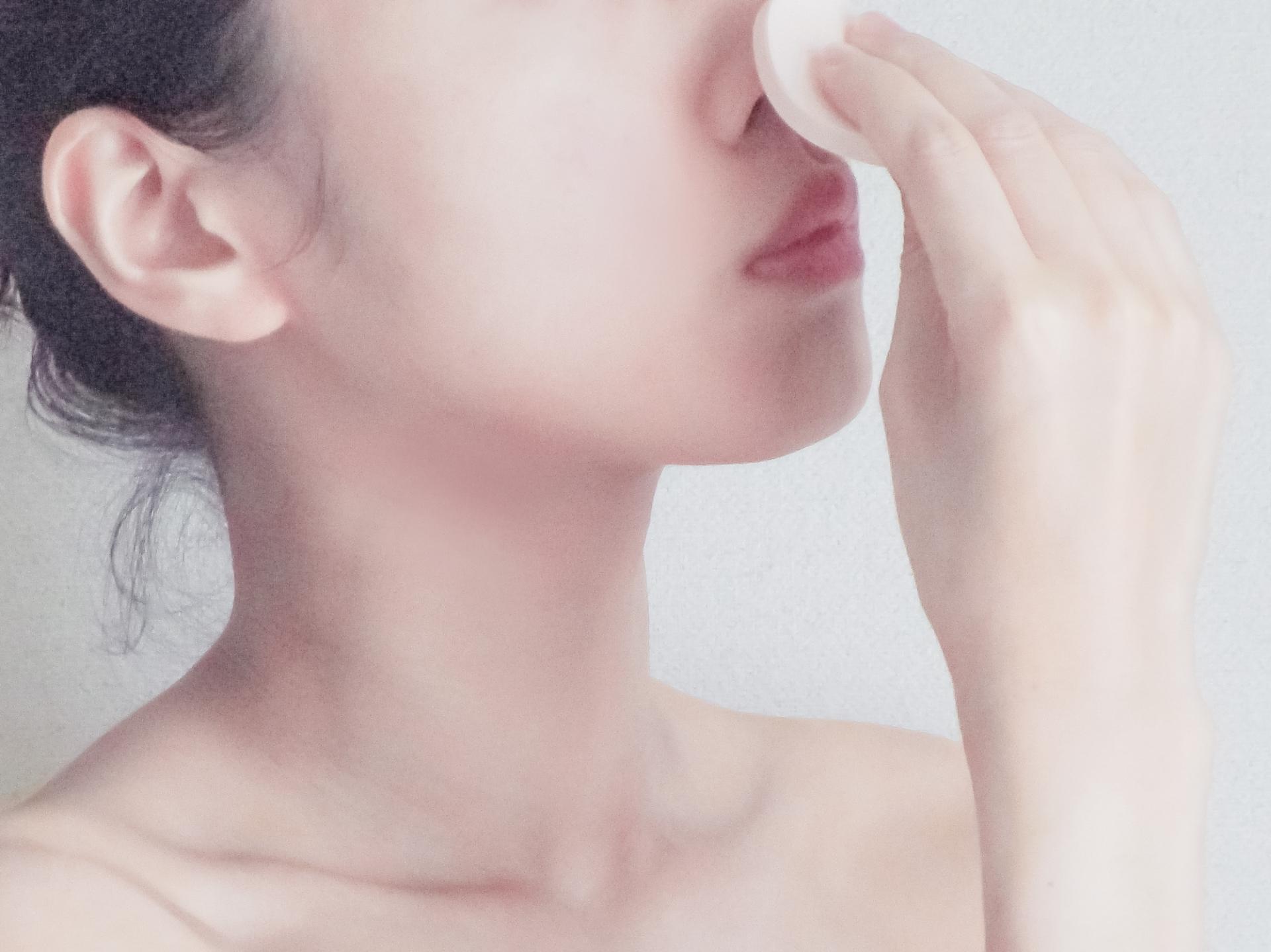 鼻の化粧崩れがひどい!原因と対処法について