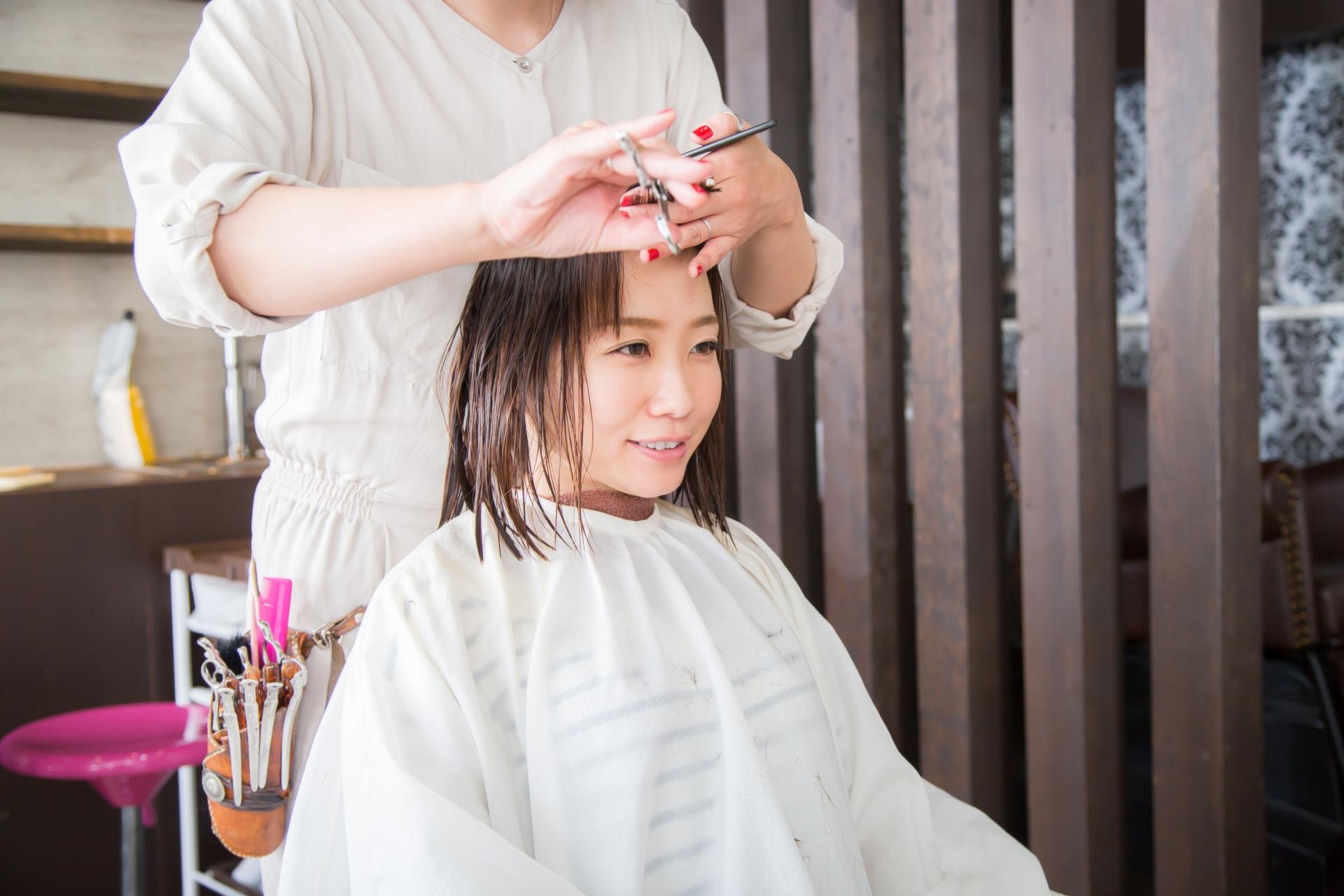 前髪を長時間キープする方法!一日中イケてる前髪をゲット!