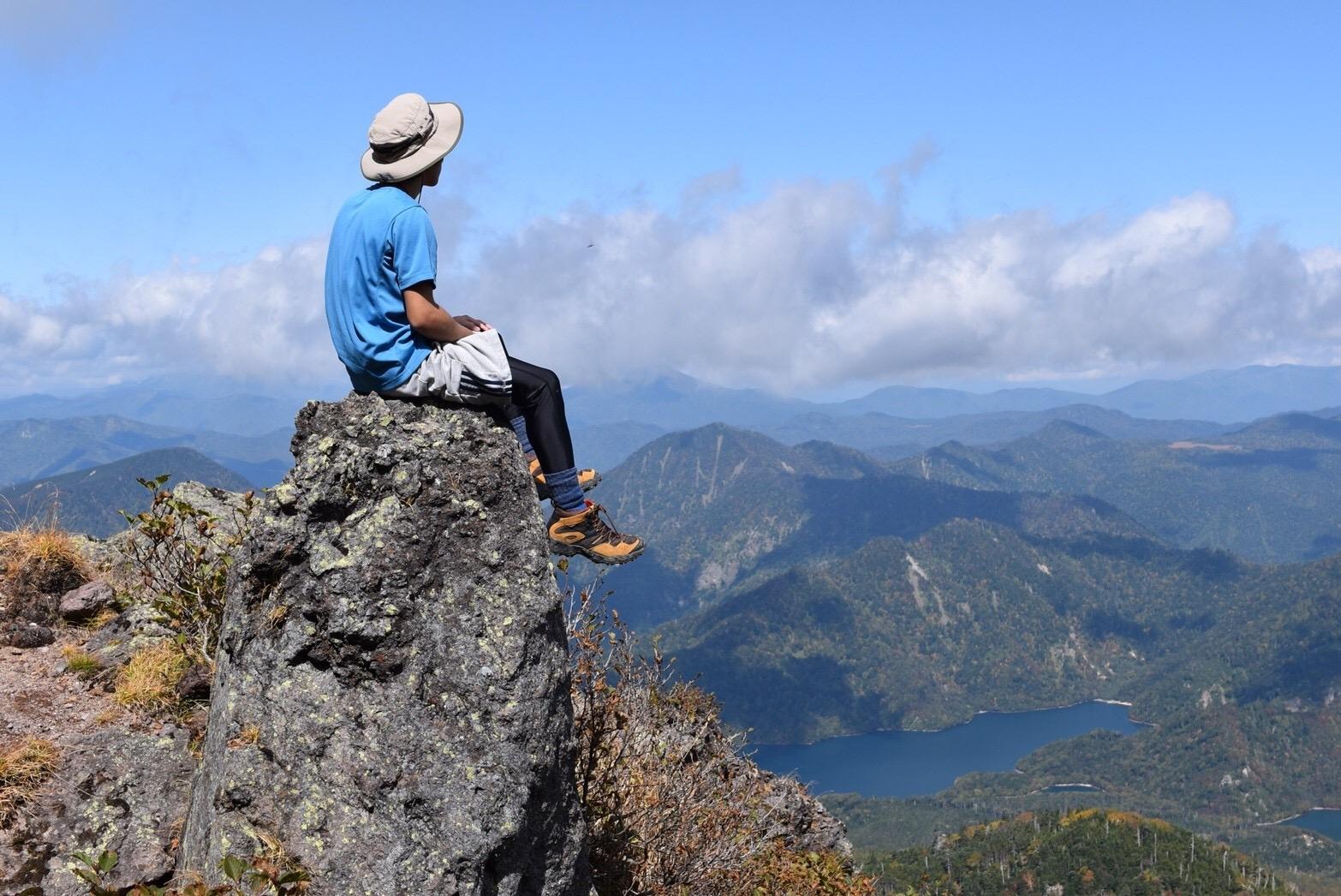 趣味が登山という男性の特徴とは?女性にモテると判明!