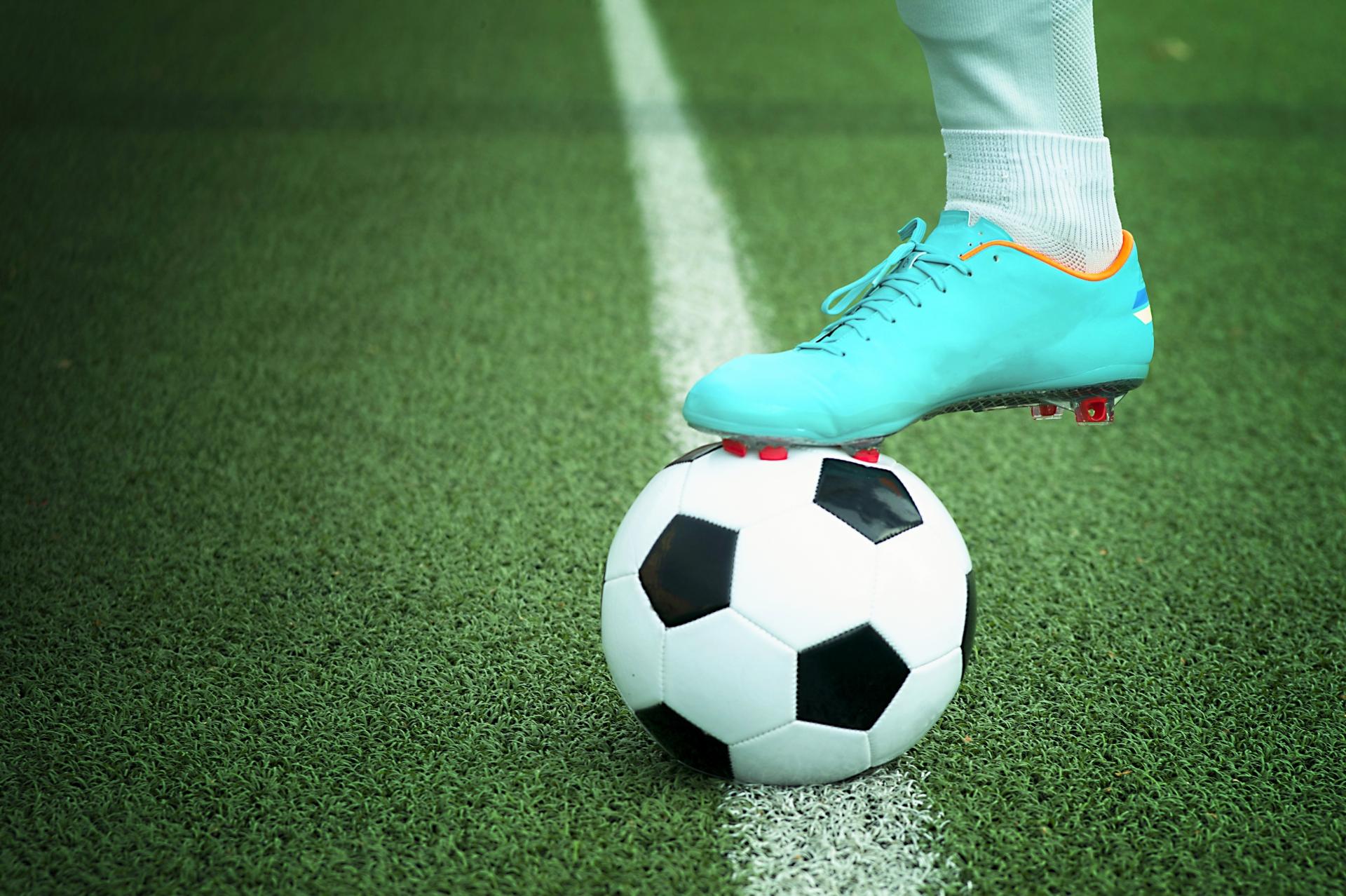 サッカーの練習メニュー!低学年向けの練習と習得して欲しいこと