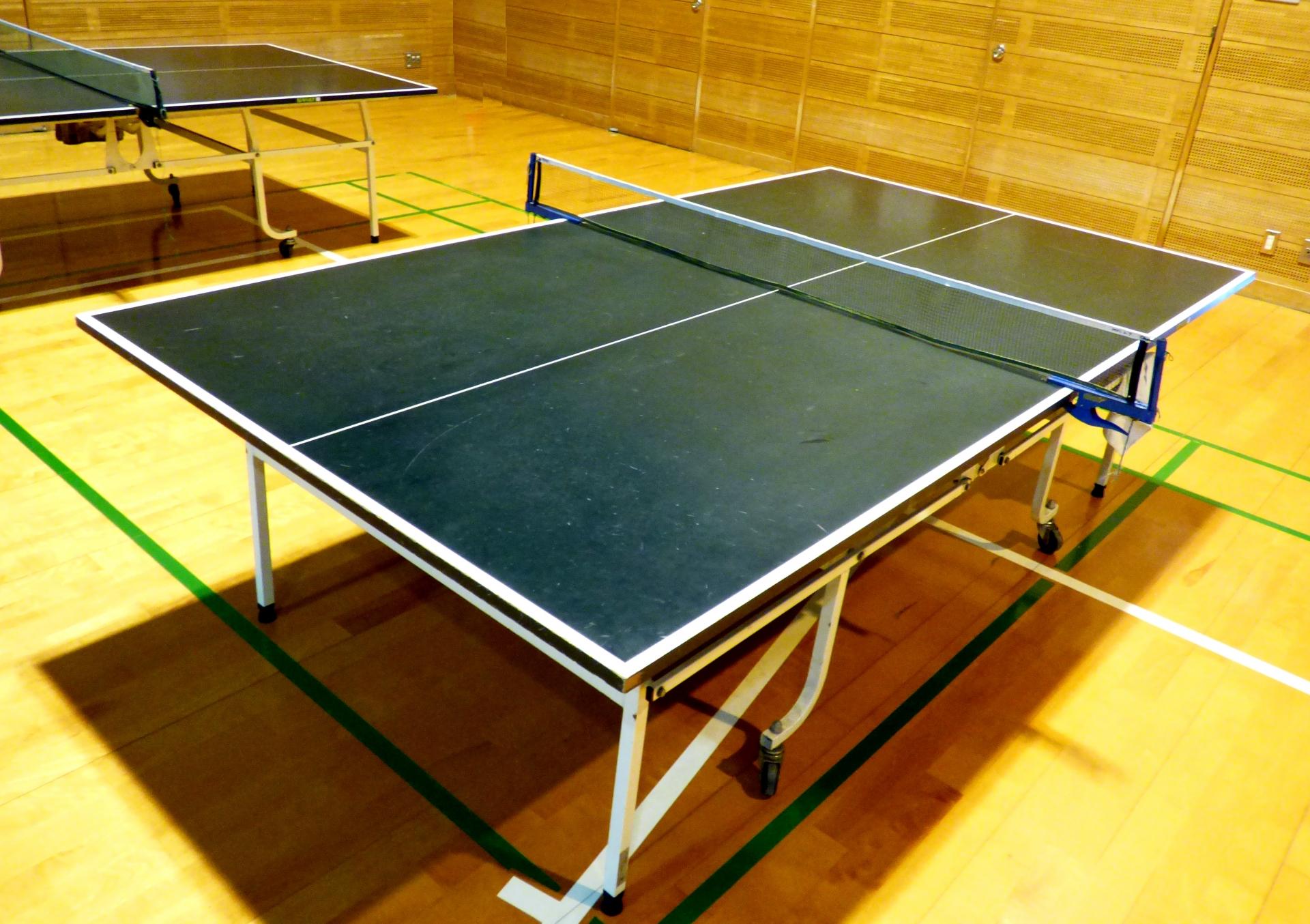 卓球のラリー練習の基本!なるべく長く続けるのがポイント